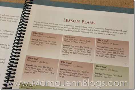 Apologia Who Is God? Notebooking Journal Lesson Plans: Homeschool Resource for Bible and Worldview