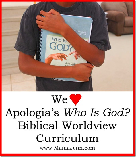 We Love Who Is God
