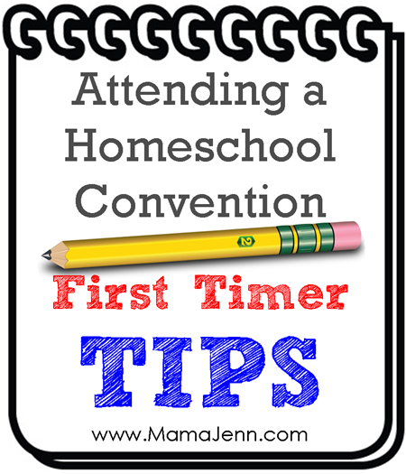 Attending a Homeschool Convention First Time Tips