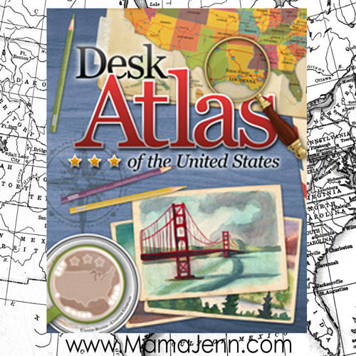 GeoMatters Desk Atlas of the United States
